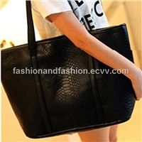 2012 Autumn New Black Korean Portable Shoulder Women Bag