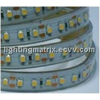 3528 60 leds/m Heat-sink tube LED Strip IP68 waterproof led strip ,ww/cw /yellow/ blue / red