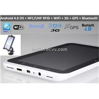 Android 4.0 Vehicle 3G Tablet with NFC,Taxi Cabs Dispatch,IPS screen,Mobile data terminal