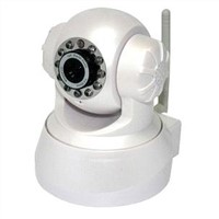 SunEyes Pan/Tilt Wireless MJPEG IR distance 8-10m IP network camera