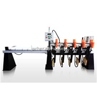 "1"" PVC Slats Automatic Threading Machine - Jorher"
