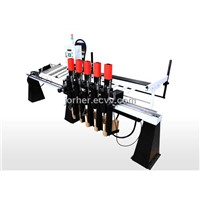"2"" ALU Slats Automatic Threading Machine - Jorher"