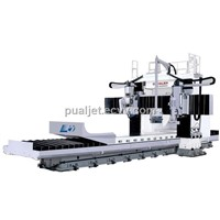 Double Column Grinding Machine Crossrail Move Type - PAUL JET