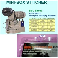 Mini-Box Stitcher / Electric  Stapler