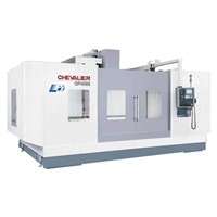 Vertical Machine Center(QP Series) - PAUL JET