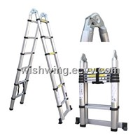 3.8m Double-sided Folding durable  ladder
