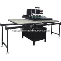 Automatic Pneumatic Double-Position Heat Press Machine (CY-001C)
