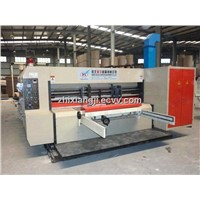 B Model Automatic Printing Slotting Die Cutting Machine