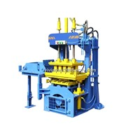 Best seller Hydraulic Solid Hollow Concrete Block Machine