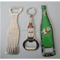 Bottle opener, custom bottle opener, personalized metal opener