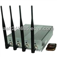 Cellphone Jammer with Remote Control (TG-101B)