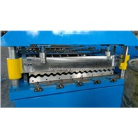 Corrugated Sheet Forming Machine