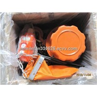 ELECTRIC CHAIN HOIST / ELECTRIC WINCH