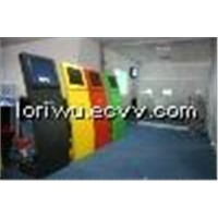 stand alone touch screen kiosk/ interactive self-service kiosk/kiosk cabinets