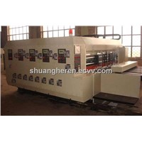 HUAYU-B series automatic printer slotter die cutter machine