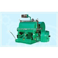 HY-Products-ML series die cutting creasing machine