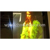 High Resolution Rear Projection Screen Foil