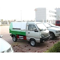 Mini Auto-Discharge Garbage Truck