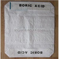 PP pasted block bottom valve bag for boric acid packing