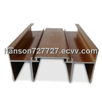 Powder coating  Aluminum Profile for Industry