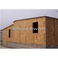 Structural Insulated Panels(SIPs) house