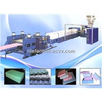 XPS Extruding Plastic Board Production Line