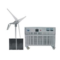 1000W Wind & solar power system