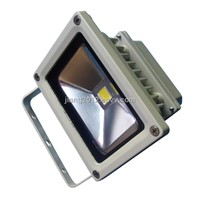 10W warm white led flood light,use for garden,park and outside lighting