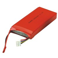 11.1V 2000mAh 15C RC Helicopter  Battery Pack