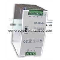 120W DIN Rail Power Supply