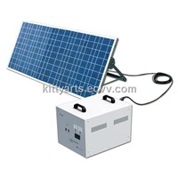 1500W portable solar power pack