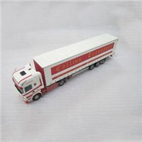 1:50 metal model truck for promotion