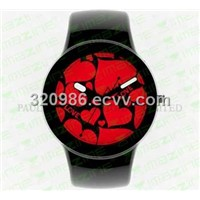 2012 New Men's Slap Love watch for Valentine's