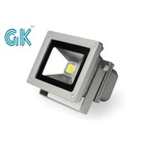 20W 1600lm large power Bridgelux COB Die-casting Glass Cover LED Flood Lamps