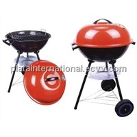 22 1/2-inch Round Charcoal Weber Grill