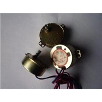2rpm / 2.4rpm Speed 50 / 60HZ Synchronous Gear Motor with low noise