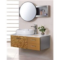 304 Stainless Steel Bathroom Cabinet