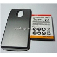 3600mAh Extended Battery for Samsung Galaxy Nexus Prime I9250 with Back Cover