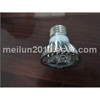 3*1W E27 led spot lights in competitive price