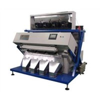 5000 * 3 Pixel High End CCD Color Sorter Machine Out of Ratio >20:1