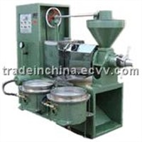 6YL-100A COMBINED SCREW OIL PRESS MACHINE