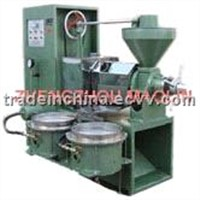 6YL-100A SCREW OIL PRESS MACHINE