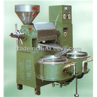 6YL-80A COMBINED SCREW OIL PRESS MACHINE