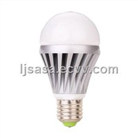 6w high power E26/E27 LED bulb replacement lamps,CE,cUL,FCC UL certificated