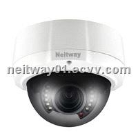 720P Megapixel Half Dome IP Camera