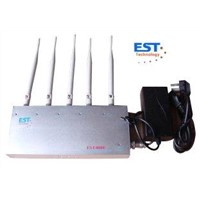 808E Full frequency Cell phone signal jammer/blocker