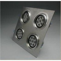 84W Angle adjustable LED Spot Ceiling Lights