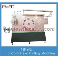 8 Color Flexo Label Printing Machine