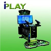 ALIENS(42``)  Amusement coin operated shooting game machine