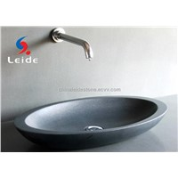 Absolute black vessel basin LD-C009